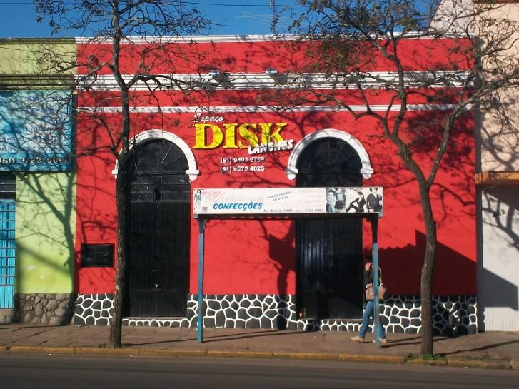Espaço Disk Lanches